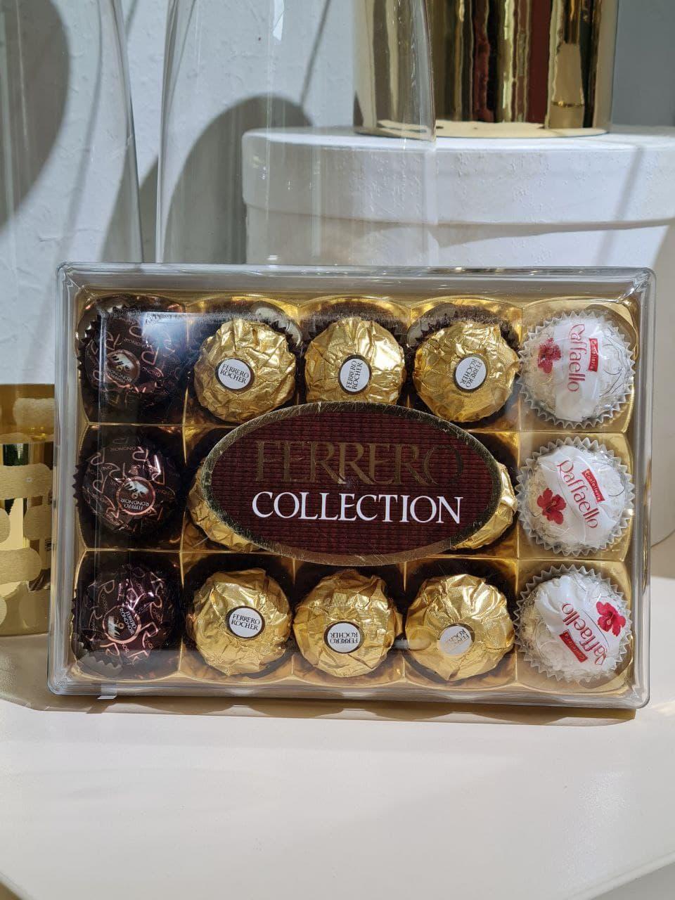 Набор конфет Ferrero Rocher 172гр.