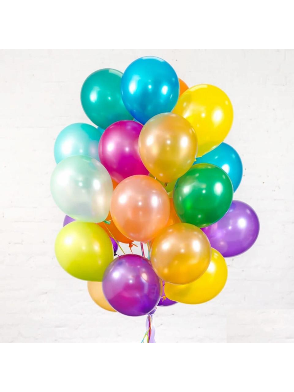 Гелиевые шары (в ассортименте)