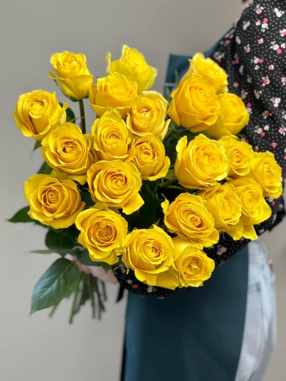 Букет из розы «BIKINI» 25 штук