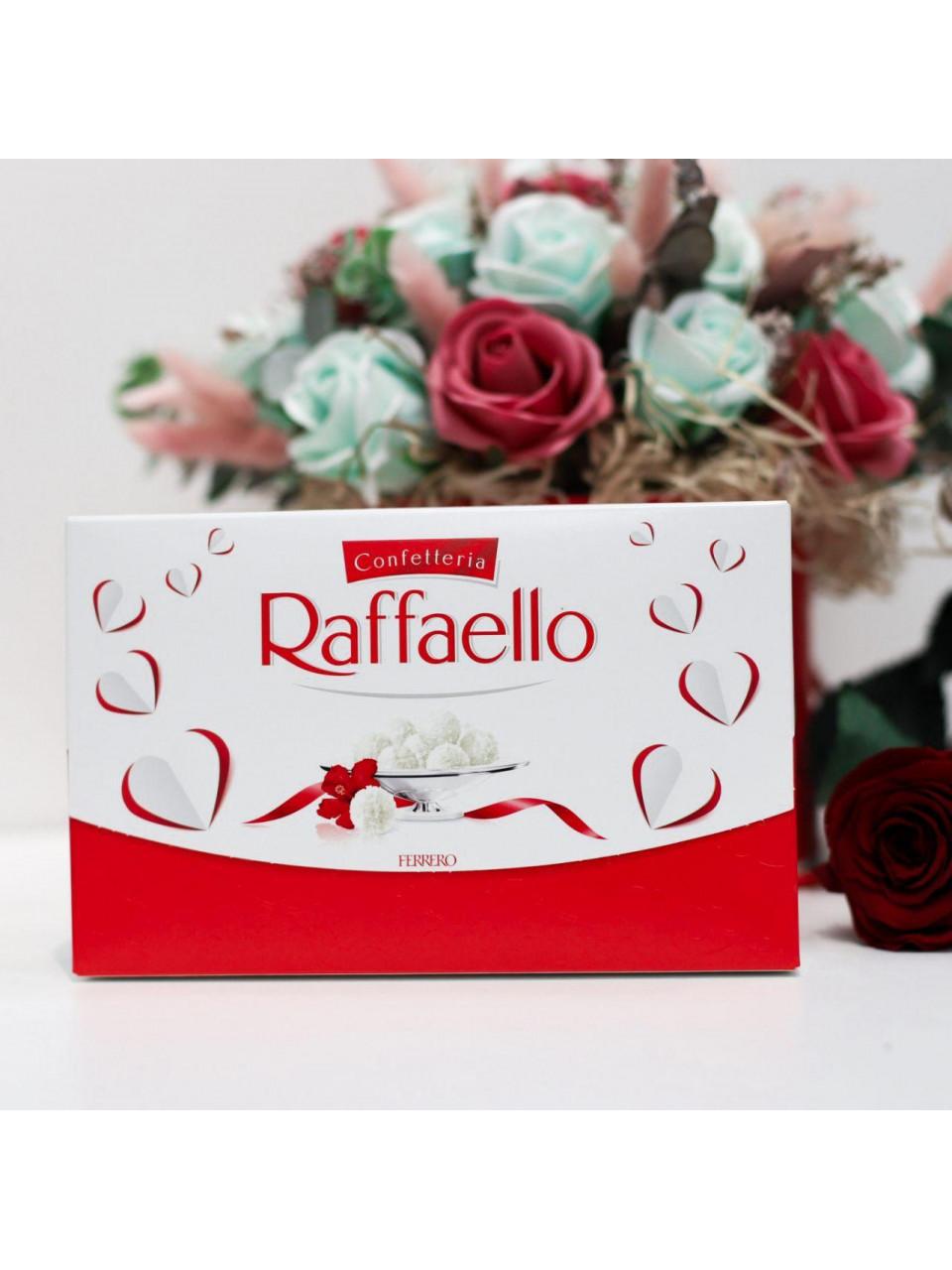 Набор конфет Raffaello 90гр.